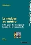 La musique au mètre, Petit guide des musiques à l'usage des professionnels | MusIndustries | Scoop.it
