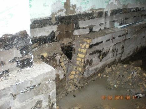 ¿Por qué sale agua del enchufe?: Las prisas no son buenas. El caso del sótano inundado | Obras de Rehabilitación | Scoop.it