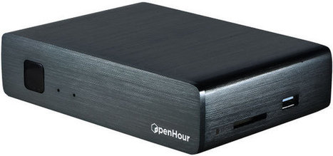 Cloud Media OpenHour Chameleon Quad Core TV Box Boots Android or Linux from SD Card | Embedded Systems News | Scoop.it