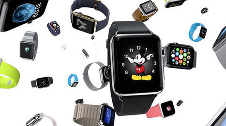 What Top Designers Think Of Apple's New Smartwatch | Digital Brand Marketing | Scoop.it