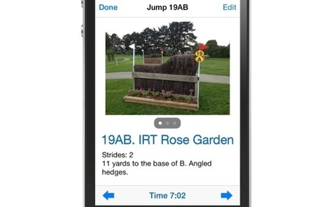CrossCountry App | Horses and Equine Related Info | Scoop.it