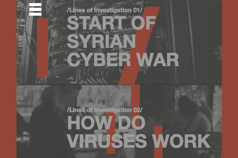 Al Jazeera's latest newsgame takes players inside the cyber conflict in Syria | New Journalism | Scoop.it