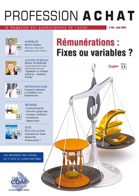 CDAF - Les Acheteurs de France : Club des directeurs achats | COMPETENCES ACHATS | Scoop.it