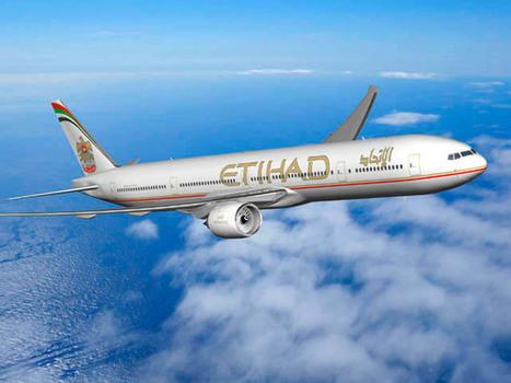 Un avion d'Etihad utilise du biocarburant mis au point par Total   Info aero   Scoop.it