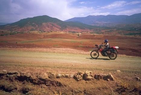 Marocco, traversata dell'Atlante: adesso tocca alla moto - Motociclismo.it | mototurismo | Scoop.it