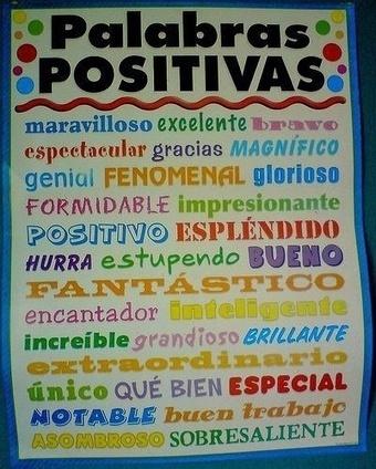 SpanishSkype | Palabras positivas | Kieltenopetus | Scoop.it