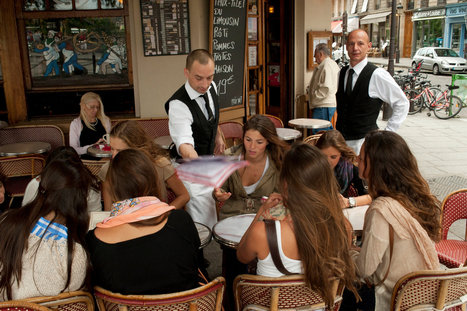 A Quest to Make Gruff Service in France More Gracious | Paris France News | Scoop.it