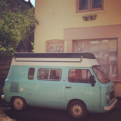 "Practical Motorhome sur Twitter : ""Our Clare has spotted this super cute Fiat Amigo – what's your favourite classic campervan? http://t.co/Dkcxj2j1Bf"" 