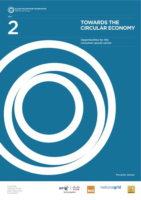 Economie circulaire : un nouveau rappor