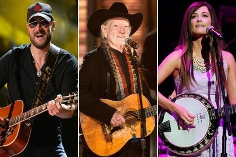 Willie Nelson Books Eric Church, Kacey Musgraves for 4th of July Picnic Concert | Country Music Today | Scoop.it