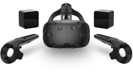 HTC Vive Worldwide Prices Confirmed, €899 in Europe, £689 UK - Road to VR | 360-degree media | Scoop.it