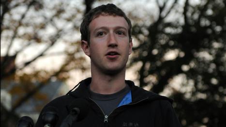Facebook compte plus d'utilisateurs sur le mobile que sur le web ... | Digital Marketing Cyril Bladier | Scoop.it