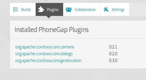 PhoneGap Build and PhoneGap 3.0 - Raymond Camden | jvs | Scoop.it