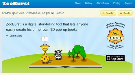 ZooBurst | Websites of the Week | Scoop.it