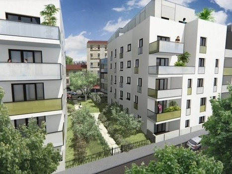Les Alizés, des logements passifs et BIMisés | Dans l'actu | Doc' ESTP | Scoop.it