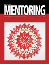 2013: Faculty Journal Released Mentoring | News and Information | SUNY Empire State College | Open Education | Scoop.it