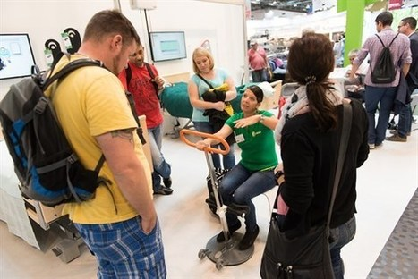Etac R82 to present largest new product showcase ever at OT Show | R82 UK | Disability and Mobility | Scoop.it