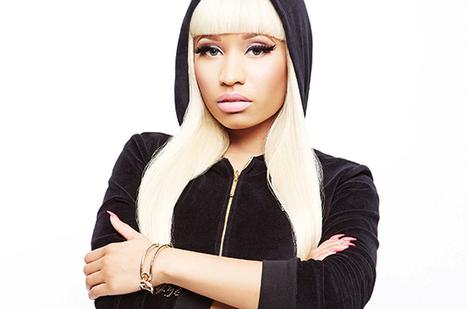 Nicki Minaj's Understated Look On Fashion Rocks Red Carpet | Sizzling Views | Scoop.it