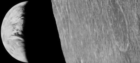 Un equipo recupera las imágenes perdidas de la Luna tomadas en los años 60 | Fotografía, Archivos e Historia. | Scoop.it