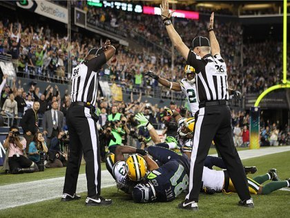 Report: NFL, NFLRA Reach Agreement; Refs Could Return For Week 4 - CBS Boston | Show Prep | Scoop.it
