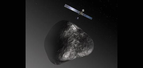 Pourquoi court-on après les comètes ? | Mars et astronomie | Scoop.it