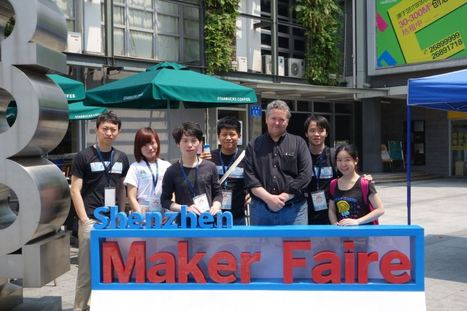Maker Faire Shenzhen a Seminal Event for Makers in China | STEM Education News Daily | Scoop.it