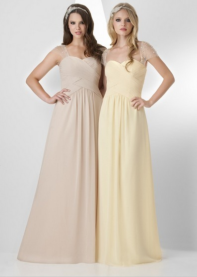 Unique Bridesmaid Dresses at RissyRoos.com | Dresses | Scoop.it