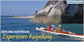 Grab a Kayak and Experience Fun and Adventure in Australia | Magic Australia | Scoop.it