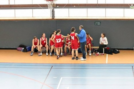 Benjamines : Reprise chaotique ! | Site officiel de la Jeunesse de ... | Le Basket en Yvelines | Scoop.it