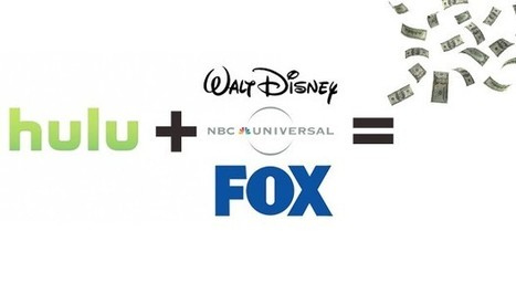 Hulu off the market: Fox, Disney and NBC to maintain ownership | TV Trends | Scoop.it
