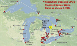 Great Lakes Communities Struggle in Fight Against Proposed Nuclear Waste Facility | EcoWatch | Scoop.it