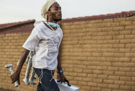 Athi-Patra Ruga's win spotlights 10 essential performance artists - Mail & Guardian Online | Performance Art Is Live | Scoop.it