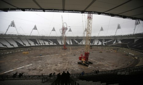 Olympic Stadium gutted as conversion of new home for West Ham begins | Sports Facility Management 4175004 | Scoop.it