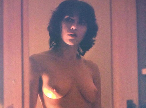 Photos : Scarlett Johansson entièrement nue dans Under the skin | Radio Planète-Eléa | Scoop.it