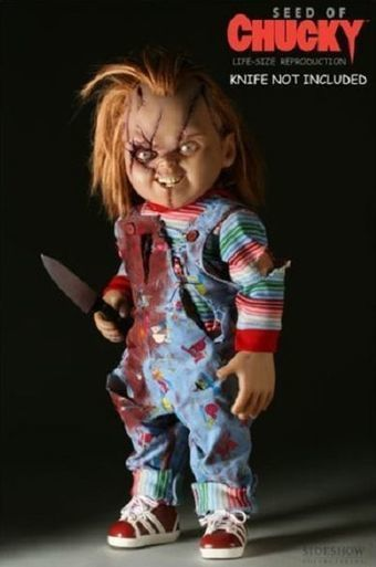 The Top 10 Must-Own Horror Toys: Chucky Edition! - FEARnet.com   Antiques & Vintage Collectibles   Scoop.it