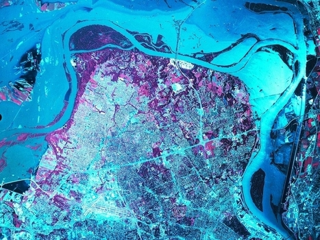 Projet SIRHYUS : gérer les ressources en eau grâce aux images satellite   Eco Innovation   Scoop.it