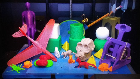 These Downloadable Kits Let Teachers 3-D-Print Educational Models For Kids | 2.0 Tech Tools for Education | Scoop.it
