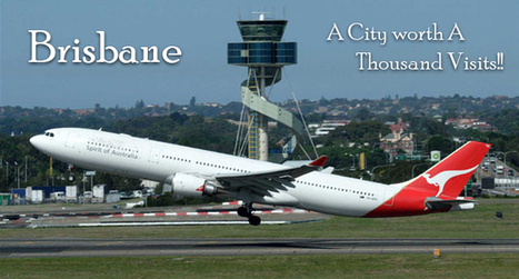 Brisbane – A City worth A Thousand Visits. | Travelcartuk | Scoop.it
