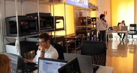 Impression 3D : MakerBot, à la conquête de l'enseignement supérieur | Pédagogie et digital | Scoop.it