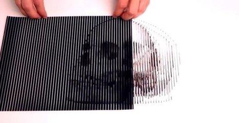 Les incroyables illusions d'optique de Brusspup | Sémiotique et cognition | Scoop.it