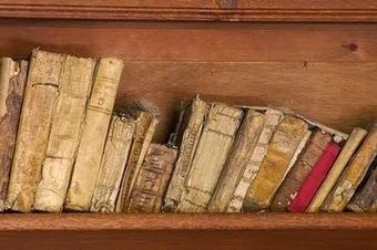 Los libros también se enferman | Las Tics y las ciencias de la informacion | Scoop.it