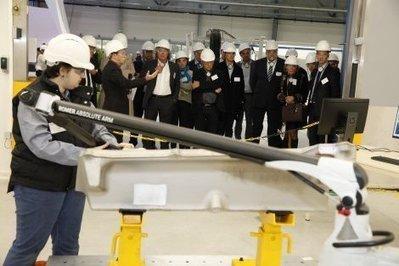 Aéronautique. L'usine MKAD, nouveau maillon essentiel de la filière titane en Europe | Forge - Fonderie | Scoop.it