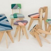 Easy, breezy, beautiful: A furniture collection made with wind power - Digital Trends | Made Different | Scoop.it