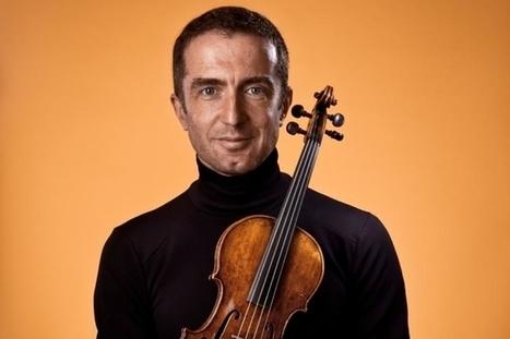 Tedi Papavrami: «Je reviens toujours à Bach» | Musique classique en Suisse et ailleurs | Scoop.it