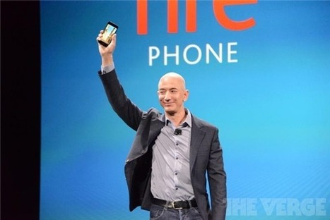 Fire Phone : Amazon annonce son premier smartphone | Smartphones&tablette infos | Scoop.it
