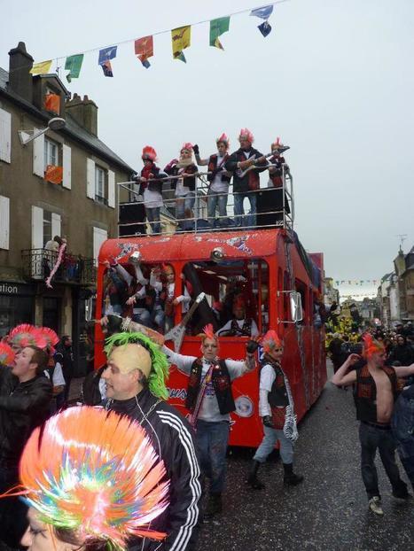 Carnaval de Granville : des chars hauts en couleur ! | La Manche Libre granville | Actu Basse-Normandie (La Manche Libre) | Scoop.it