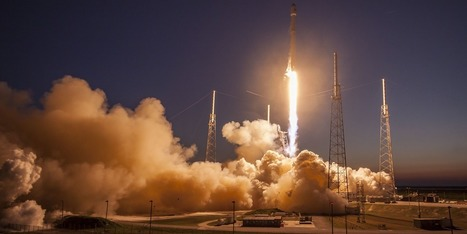 SpaceX Has Picked a Historic Location to Refurbish Its Rockets | More Commercial Space News | Scoop.it