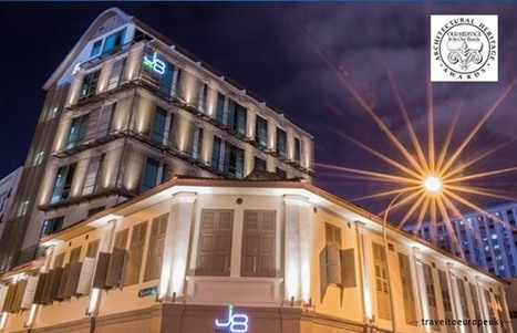 Singapore J8 Boutique Hotel Deals & Offers   Trave to Europe UK   Weekly Destinations   Scoop.it