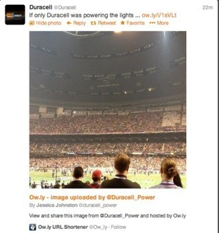 Social Media Touchdowns During Super Bowl Blackout | Being Your Brand | Scoop.it