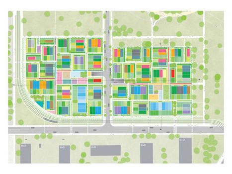 This New Car-Free Neighborhood Redesigns Suburbia | Urbanisme | Scoop.it